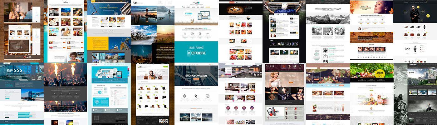 Diseño de Páginas Web profesional y elegante